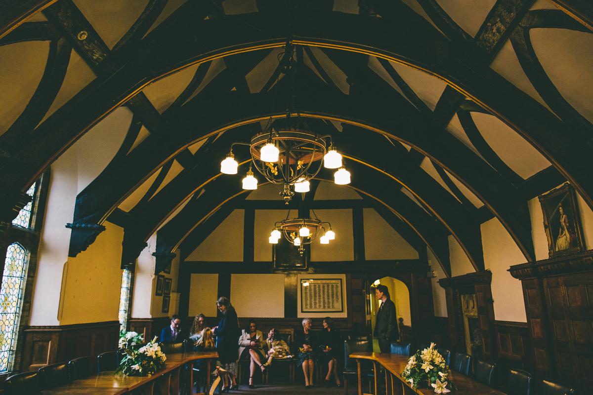 Taunton Register Office Wedding