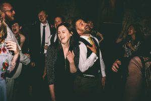 Creative London Winter Wedding