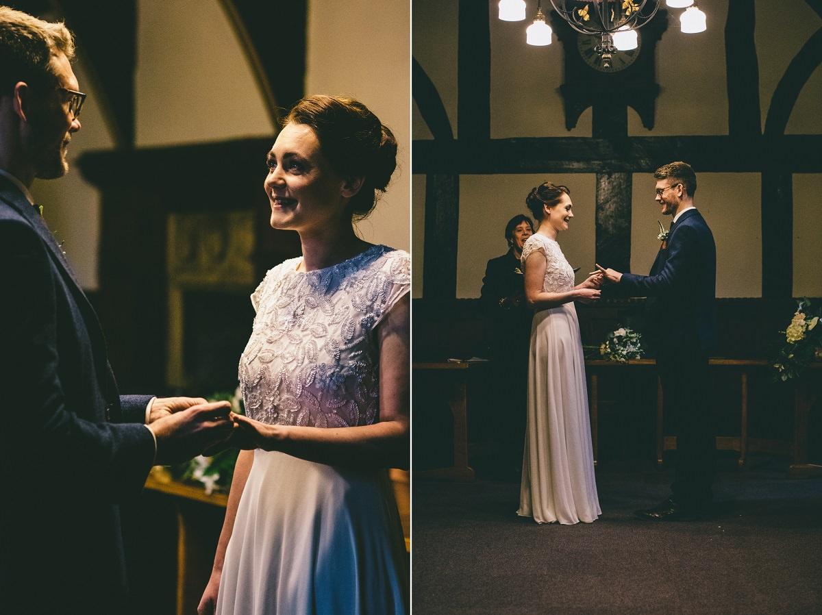 Taunton Winter Wedding Photographer