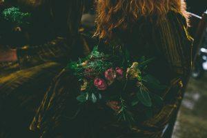 Alternative Winter Wedding Flowers