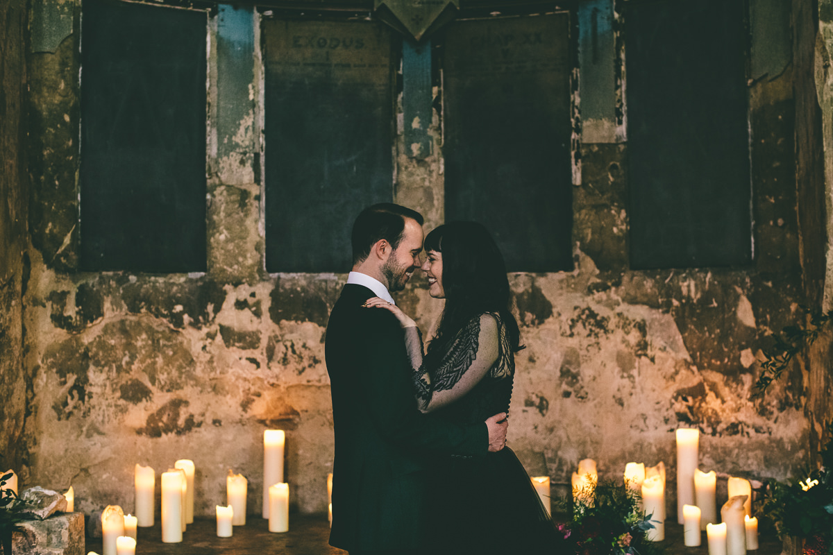 London Winter Wedding