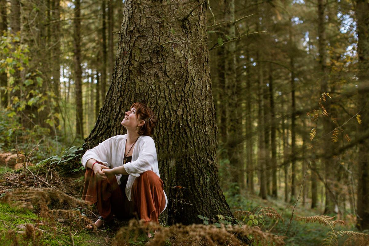 Forest Portrait Photographer