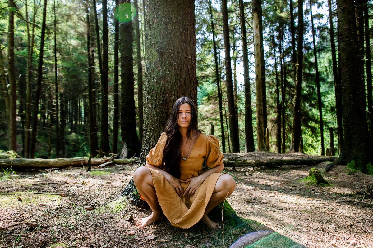 Forest Portrait Photography