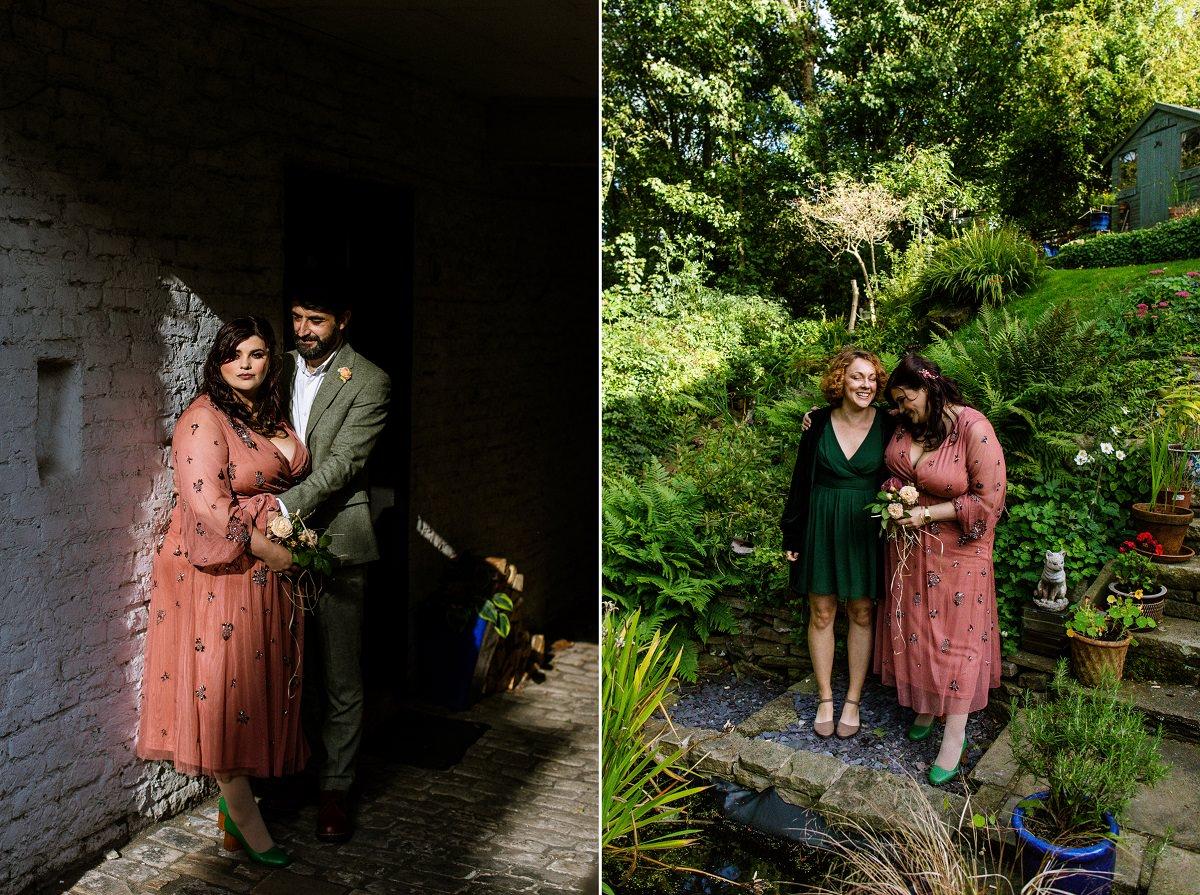 Autumn Micro Wedding Sheffield