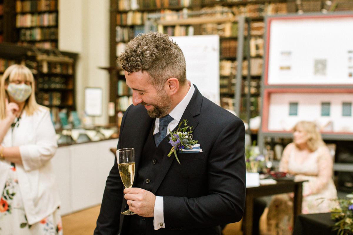 Intimate Wedding Venue Manchester